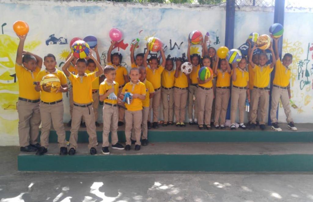 EDUCACIÓN PRIMARIA EN EL CENTRO EDUCATIVO EDUARDO BRITO