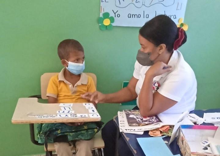 EDUCACIÓN PRIMARIA EN EL CENTRO EDUCATIVO EDUARDO BRITO 2021