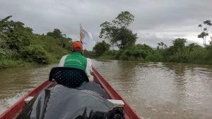 LUCHA POR LOS DERECHOS EN COLOMBIA