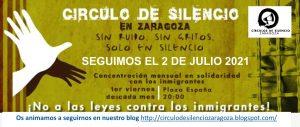 CÍRCULO DE SILENCIO