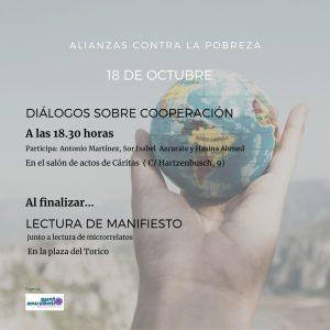 DÍA INTERNACIONAL PARA LA ERRADICACIÓN DE LA POBREZA 2021